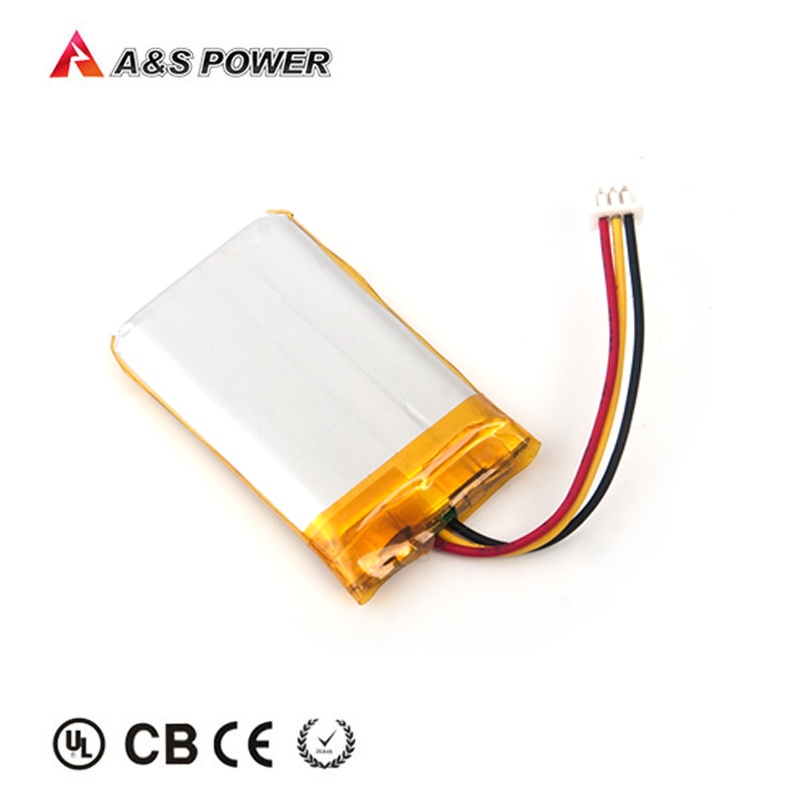 552540 3.7v 540mAh Lipo battery with UL certification