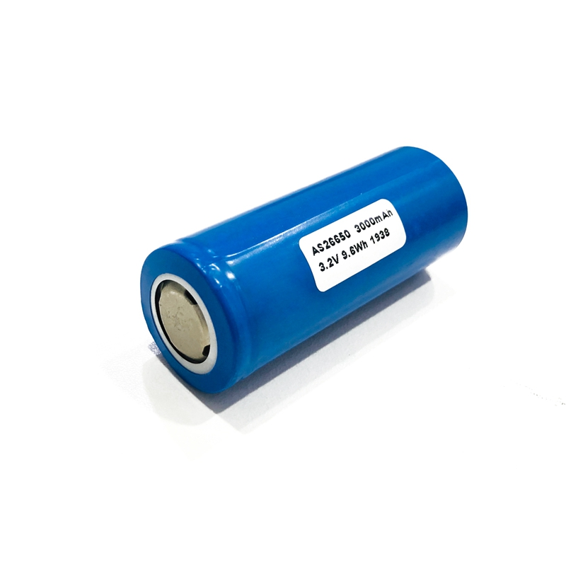 Rechargeable 26650 Lifepo4 Battery Cell 3.2v 3000mah