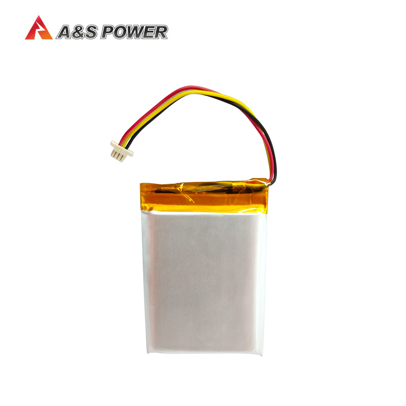 UL1642/KC/UN38.3/WERCS approved 603040 3.7v 750mah lithium polymer battery