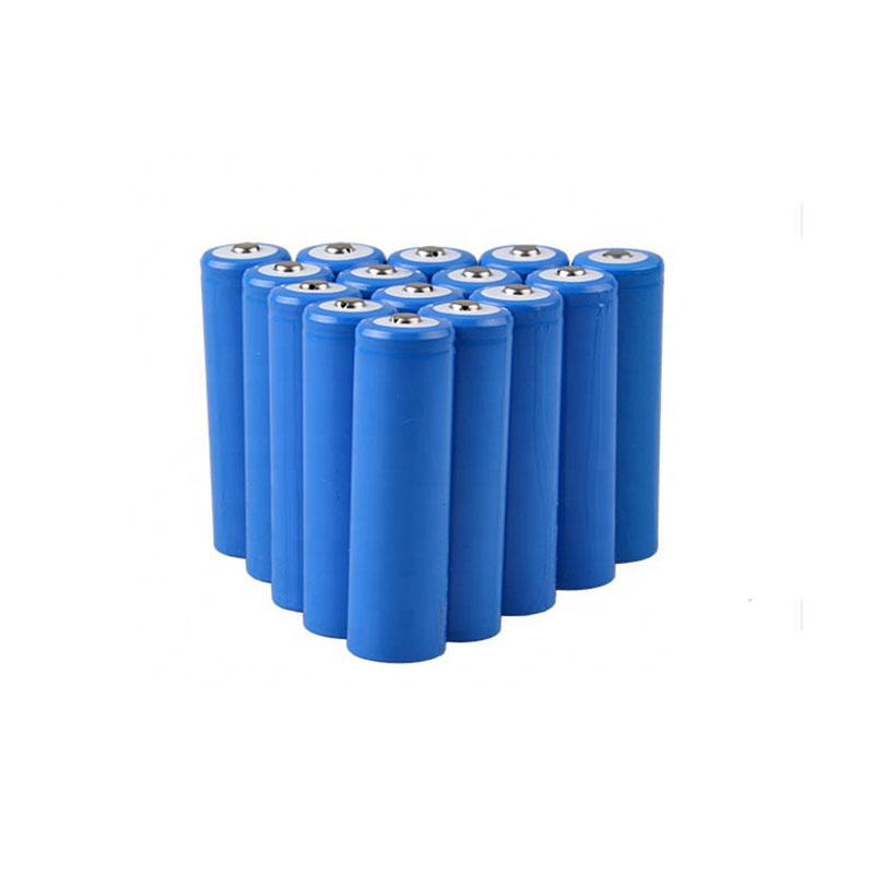 3.7 volt battery rechargeable 18650 2200mah lithium batteries
