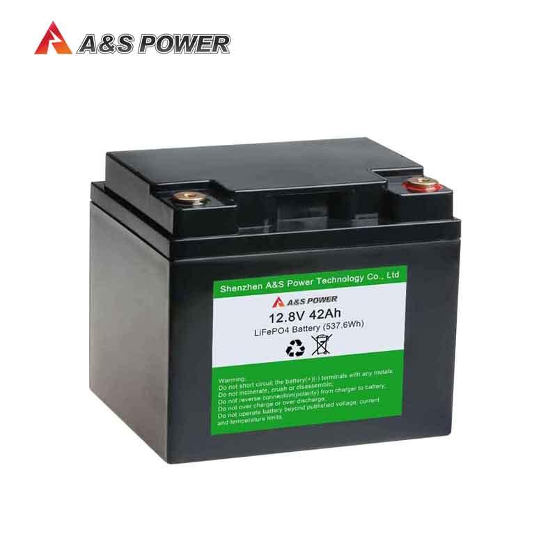 32700 12.8v 40ah / 42Ah Lifepo4 Battery pack